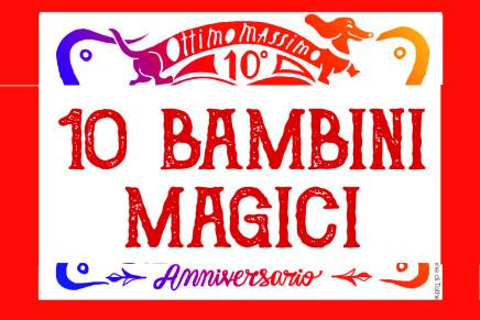 10 bambini magici