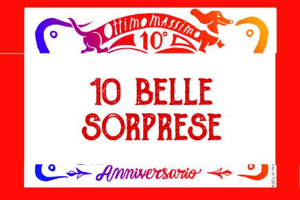 10 belle sorprese